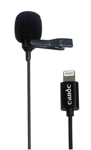 Микрофон петличный Candc DC-C10