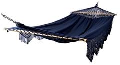 Гамак двухместный Besta Fiesta Тulip синий