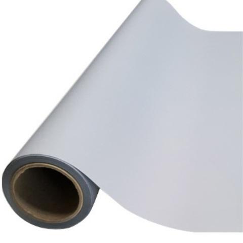Пленка матовая (размер:65см х 10м), цвет: светло-серый