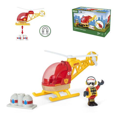 BRIO 33797 Спасательный вертолет