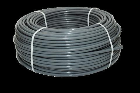 Труба D25х3,5 G-RAY OXY - Контур(50м)  EVOH PERT