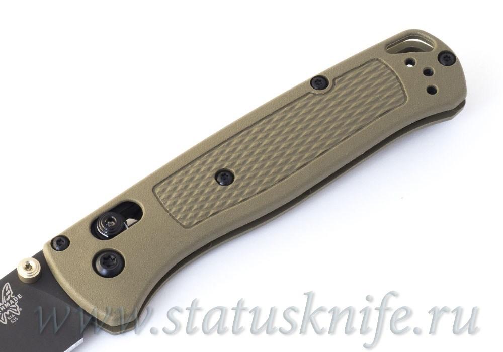 Нож Benchmade BUGOUT 535GRY-1 - фотография