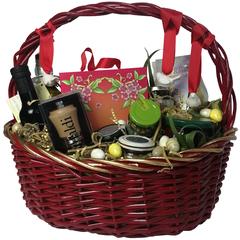 Подарочная корзина Casa Rinaldi с набором продуктов BUONA ITALIA