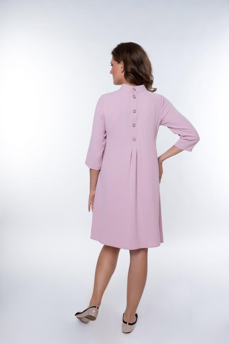 Платье для беременных 08965 розовый