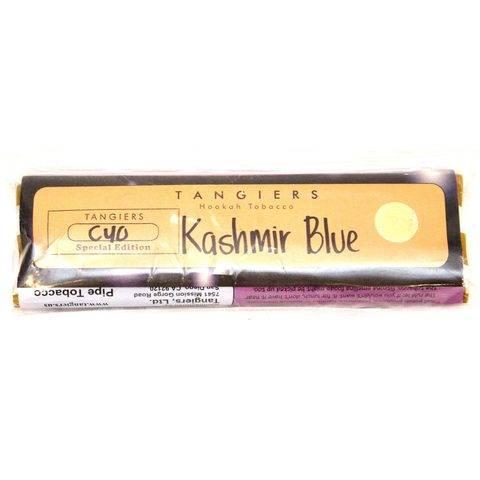 Табак для кальяна Tangiers Noir (оранж) C40 Kashemir Blue 250 гр.