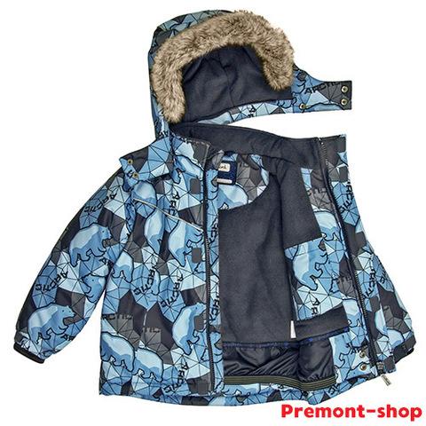 Комплект Premont Канада Кермодский медведь WP82205