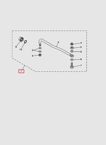 КИТ набор для лодочного мотора T40 Sea-PRO (26-1)
