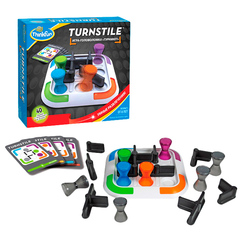 ThinkFun Игра-головоломка Турникет (1003-RU)