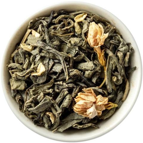 Чай зеленый жасминовый 100 гр. купить в Москве
