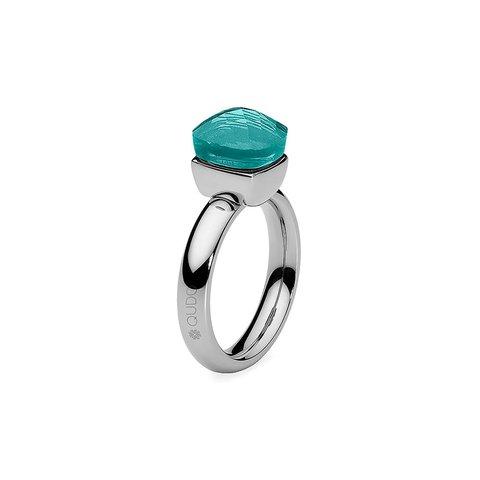 Кольцо Firenze blue apatite 18.4 мм 610136/18.4 BL/S