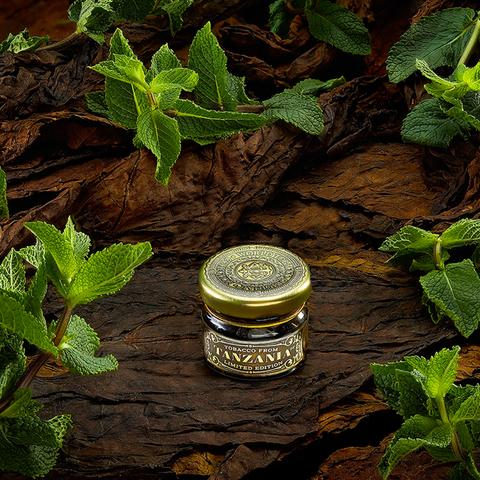 Табак WTO 20 г Tanzania T06  Pepper Mint  T13 (ВТО Танзания Перечная мята)