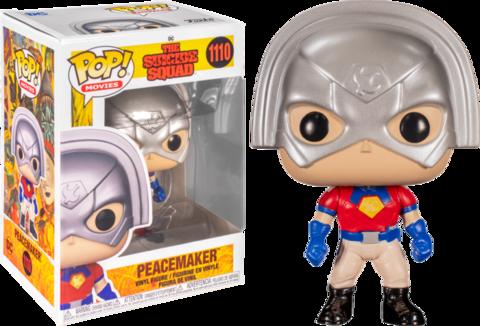 Фигурка Funko Pop! Movies: DC - The Suicide Squad (2021) - Peacemaker