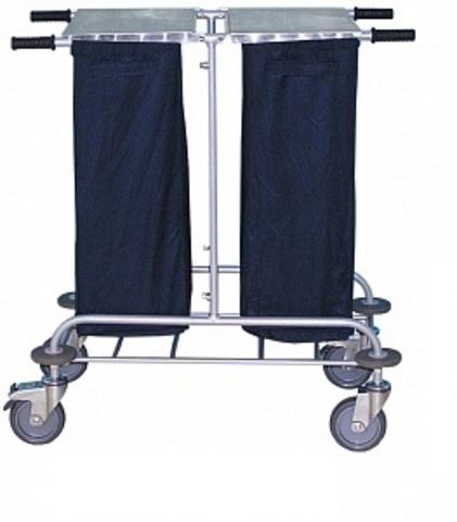 Тележка для перевозки грязного белья ТПГБ - фото