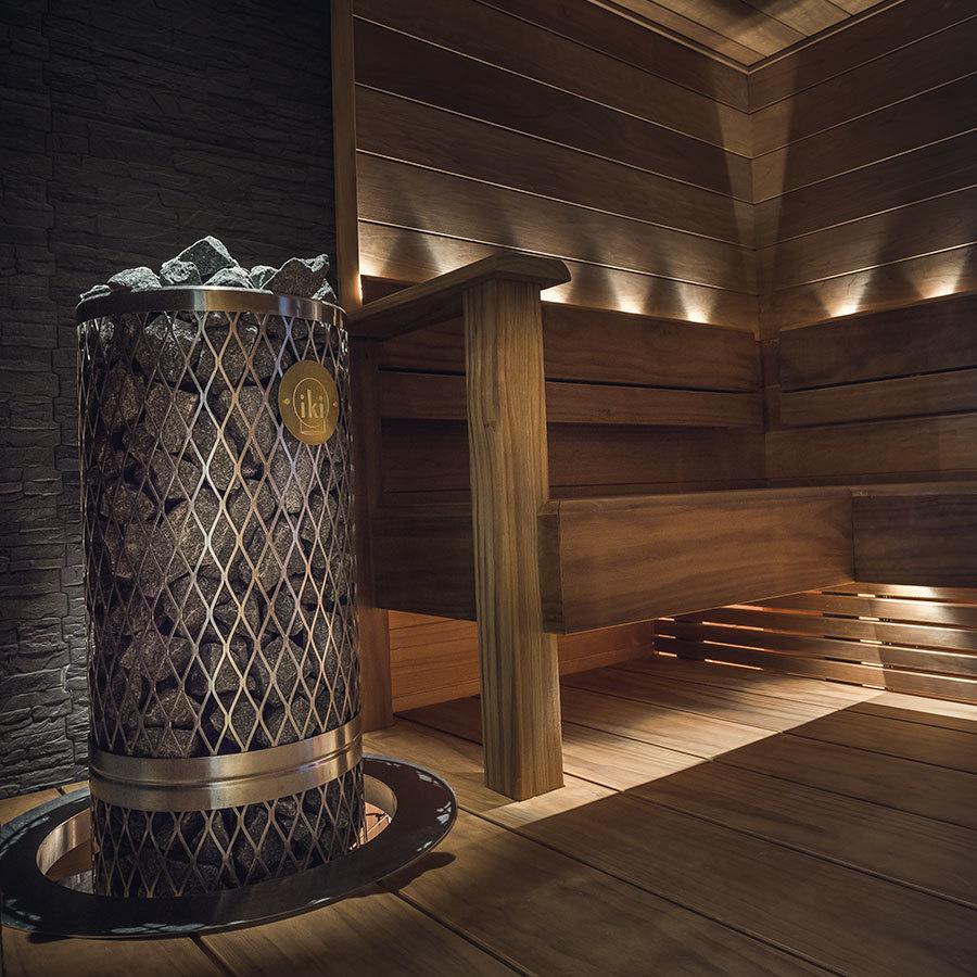 Печь для сауны IKI Pillar, фото 9