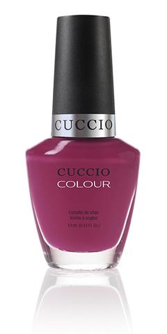 Лак Cuccio Colour, Argentinian Aubergine, 13 мл.