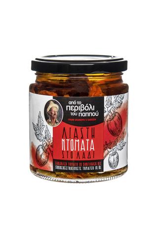 Вяленые помидоры в подсолнечном масле 270 гр