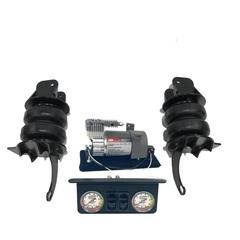 Volkswagen Amarok пневмоподвеска задней оси + система управления 2 контура (без ресивера)