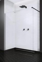 Неподвижная душевая стенка Radaway Modo New Black II 389054-54-01 фото