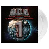 U.D.O., Musikkorps Der Bundeswehr / We Are One (Clear Vinyl)(2LP)