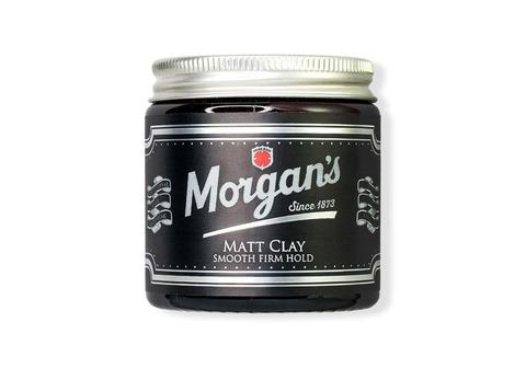 Матовая глина с кератином для укладки Morgans Matt Clay 120 мл
