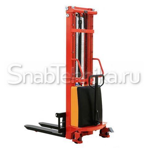 Штабелер с электроподъемом SPN 1516