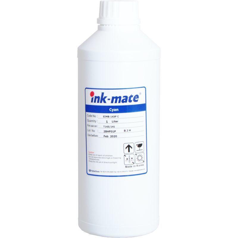 Чернила Пигментные INK MATE© Universal EIM-143P C 1кг, голубой (cyan).