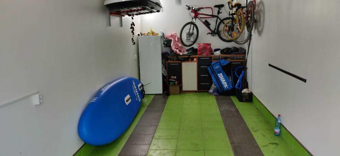 Модуль для хранения багажного бокса