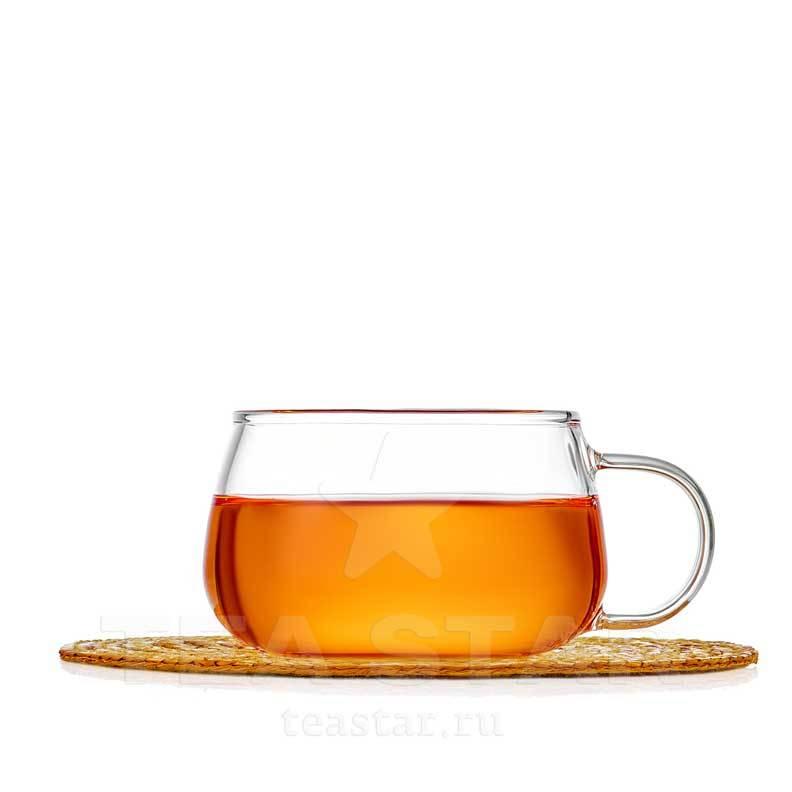Кружки (двойная кружка) Стеклянная кружка, чашка для чая, кофе и других напитков kruzhka_steklyannaya_180-ml.jpg