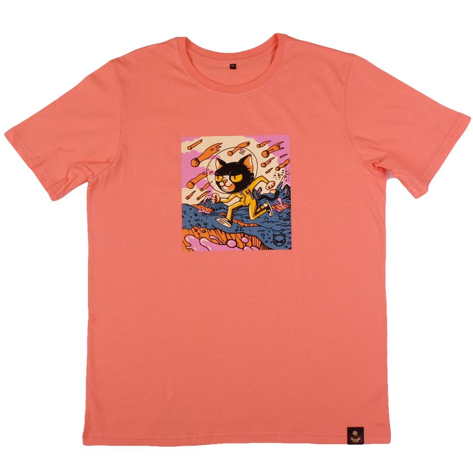 Space cat / футболка