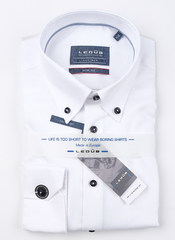 Рубашка Ledub slim fit 0139097-910-140-000