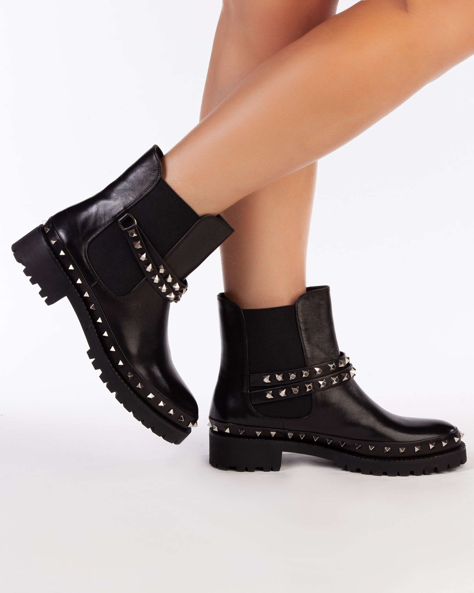 BASCONI ботинки женские