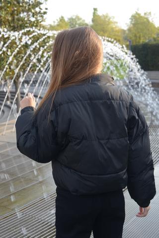 Куртка женская зимняя короткая дутая Nadya недорого