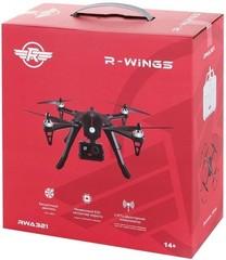 Квадрокоптер с камерой Ultra HD 4K R-Wings RWA321