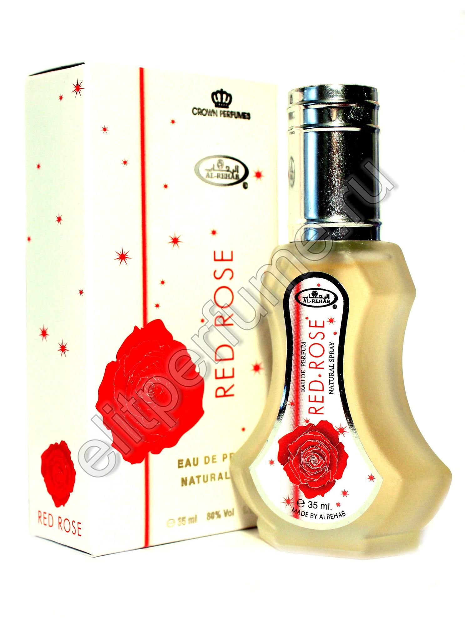 Red Rose Красная Роза 35 мл спрей от Аль Рехаб Al Rehab