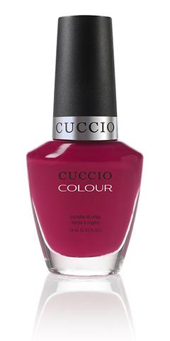 Лак Cuccio Colour, Heart & Seoul, 13 мл.