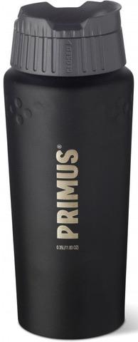 Картинка термостакан Primus Trailbreak Vacuum Mug 0.35L Black - 1