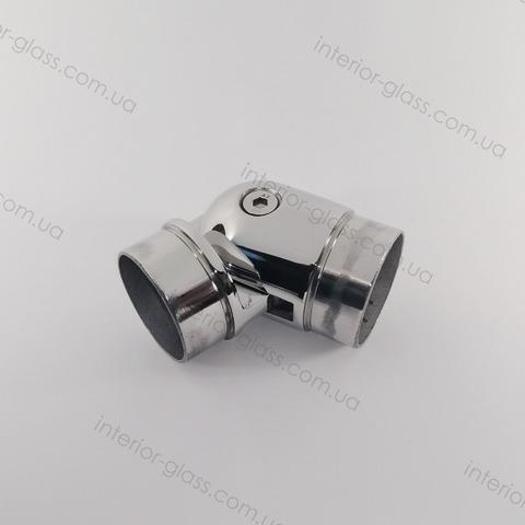 Соединитель поручня D=50,8 мм ST-443 шарнирный
