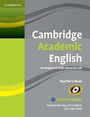 Cambridge Academic English B1+ Intermediate Tea...