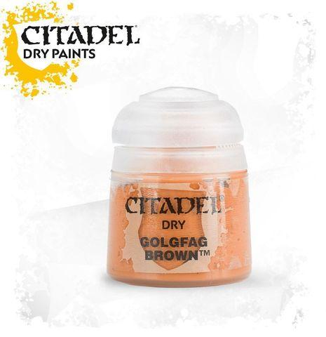 Citadel Dry: Goldfag Brown