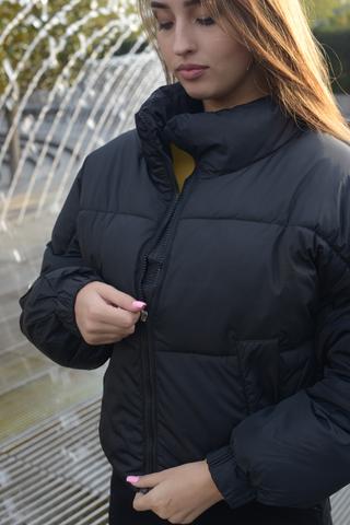 Куртка женская зимняя короткая дутая Nadya