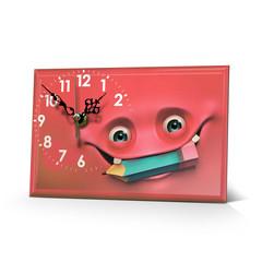 Настольные часы Карандаш