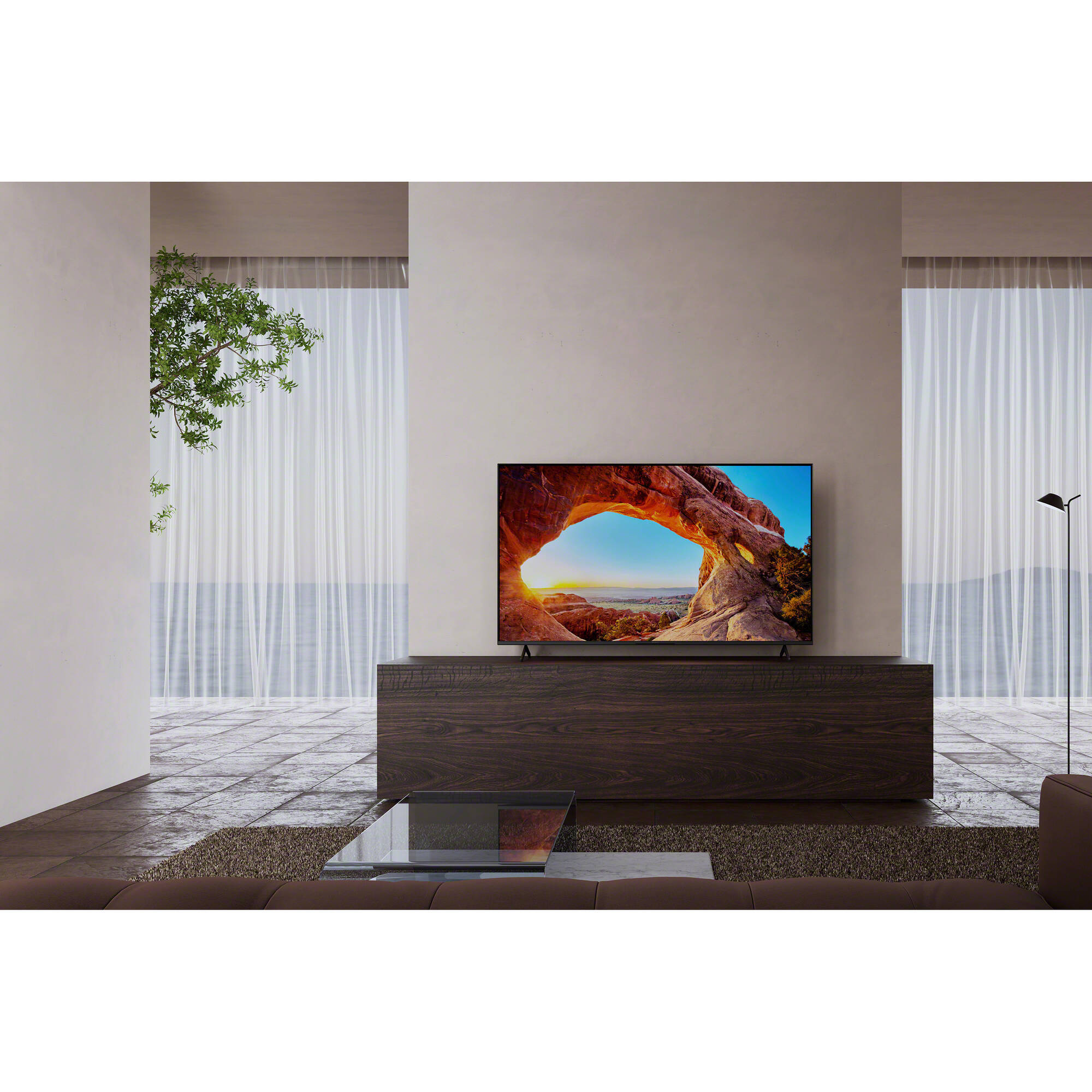 Телевизор Sony Bravia KD-55X85TJ