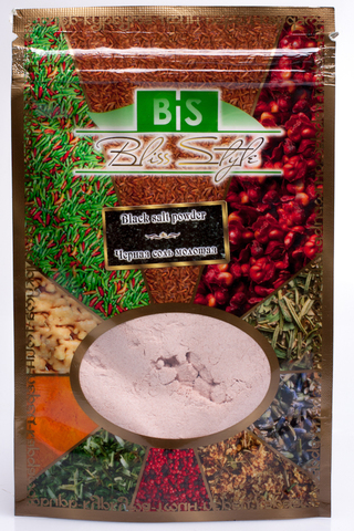 Соль чёрная (молотая) BS