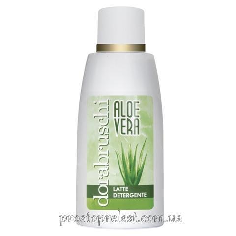 Dorabruschi aloe vera latte detergente - Очищающее молочко для лица Aloe Vera