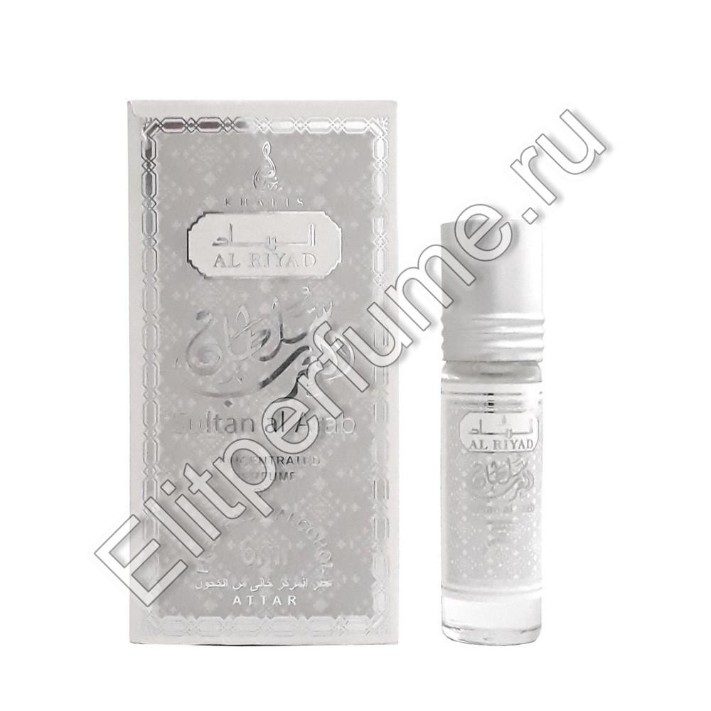 Sultan Al Arab 6 мл арабские масляные духи от Халис Khalis Perfumes