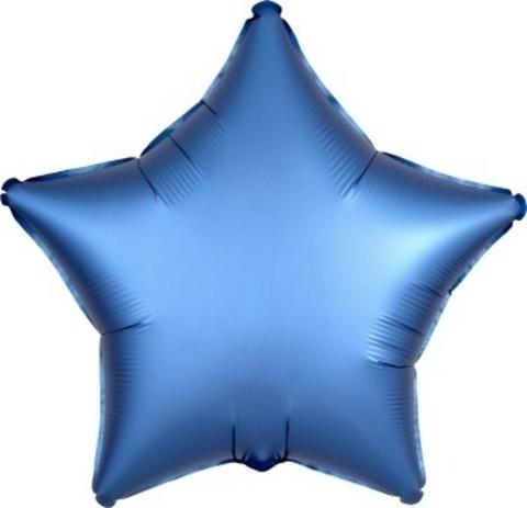 Звезда -синий