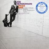 Joe Henderson / Page One (LP)