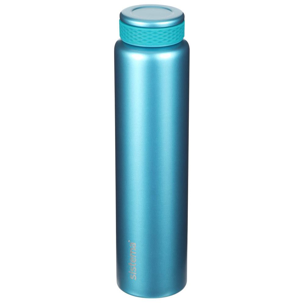 "Термобутылка Sistema ""Hydrate"" 280 мл, цвет Голубой"