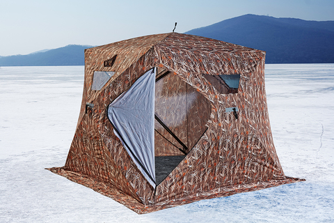 Палатка Higashi Camo Pyramid