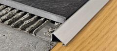 Профили/Пороги Progress Proslider PDACS 125 для напольных покрытий из ламината, паркета, керамогранита, ковролина, линолеума
